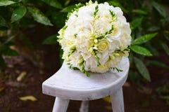 Ślubny bouguet Zdjęcie Royalty Free