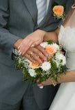 Ślubny Bukiet zdjęcie stock