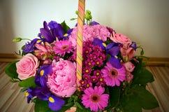 Ślubny kwiatu bukiet Obraz Royalty Free