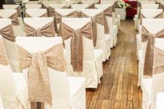 Ślubny miejsce wydarzenia Fotografia Stock