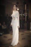 Ślubny pokaz mody Obraz Stock