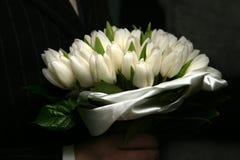 ślubnych bukiet. zdjęcie stock