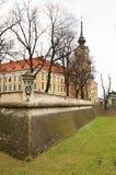 Lubomirski palace in Rzeszow. Poland Stock Photography