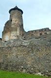 Lubovna Castle (Slovensko). Royalty Free Stock Images