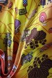 Lubricación exquisita de la seda fina Imagenes de archivo