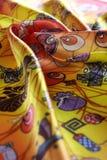 Lubricación exquisita de la seda fina Imágenes de archivo libres de regalías