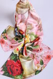 Lubricación exquisita de la seda fina Imagen de archivo libre de regalías