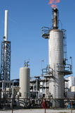 Lubricant refinery 2 Stock Photography