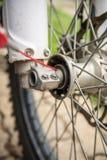 Lubricante de los transportes de rueda de la motocicleta imagenes de archivo