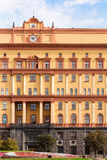 The Lubyanka Building in Moscow Stock Photos