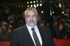 Luc Besson assiste al ` di Eva del ` Immagine Stock Libera da Diritti