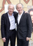 Luc Dardenne and Jean-Pierre Dardenne Royalty Free Stock Photo