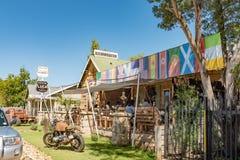 Luca Coffee Cafe dans Ladybrand Photographie stock libre de droits