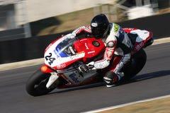 Luca Conforti - Ducati 1198R - Althea Racing Stock Photos