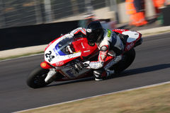 Luca Conforti - Ducati 1198R - Althea Racing Royalty Free Stock Photography