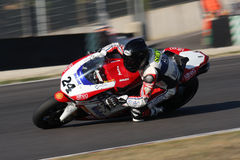 Luca Conforti - Ducati 1198R - Althea Racing Stock Photos
