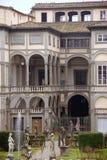 Luca en Toscana Imagen de archivo libre de regalías