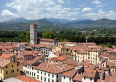 Luca, Italie Images libres de droits