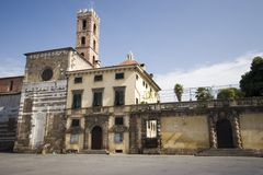 Luca Lunigiana Toscanië Italië Stock Foto's