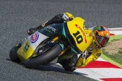 Luca Marini. Paginas Amarillas Team Stock Photography