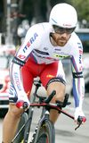 Luca Paolini Team  Katusha Royalty Free Stock Images