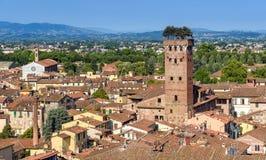 Luca, Toscana, Italia fotos de archivo libres de regalías