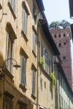 Luca (Toscanië, Italië) Royalty-vrije Stock Foto's