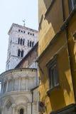 Luca (Toscanië, Italië) Royalty-vrije Stock Fotografie