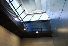 Lucarne de musée de l'Australie Melbourne Image libre de droits