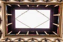 Lucarne par Florence Palace Photographie stock