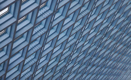lucarnes étayées de plafond Photographie stock