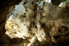 Lucas Cave imagem de stock royalty free