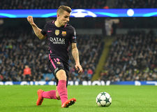 Lucas Digne Royalty Free Stock Photography