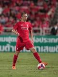 Lucas Leiva van Liverpool Stock Fotografie