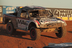 Lucas Oil Off Road Series (LOORS) Challenge Cup 2012 Stock Photography