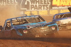Lucas Oil Off Road Series (LOORS) Challenge Cup 2012 Royalty Free Stock Images