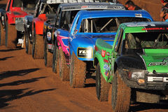 Lucas Oil Off Road Series (LOORS) utmaningkopp 2012 Royaltyfria Foton