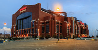 Lucas Oil Stadium Obraz Royalty Free