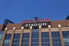 Lucas Oil Stadium II Fotografia de Stock Royalty Free