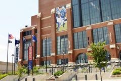 Lucas Oil Stadium, Indianapolis Stock Photos