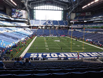 Lucas Oil Stadium Stock Photography
