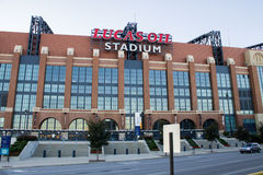 Lucas Oil Stadium Royalty Free Stock Photography