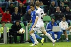 Lucas Silva Olympique Marseille Royalty Free Stock Image