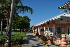 Lucaya gauche chez les Bahamas Image libre de droits