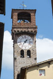 Lucca (Τοσκάνη, Ιταλία) Στοκ Εικόνα