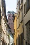 Lucca (Τοσκάνη, Ιταλία) Στοκ Εικόνες