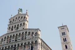 Lucca -托斯卡纳 免版税图库摄影