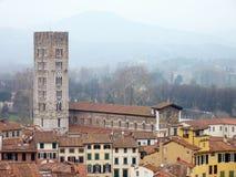 Lucca lizenzfreies stockbild
