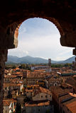 Lucca foto de stock royalty free