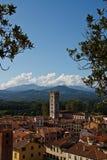 Lucca Stockbild